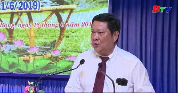 Bàu Bàng họp mặt kỷ niệm 94 năm Ngày báo chí cách mạng Việt Nam