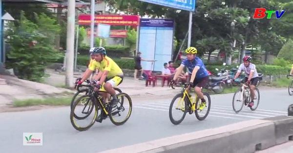 Xe đạp Hóc Môn - Nhìn từ Giải xe đạp THBD