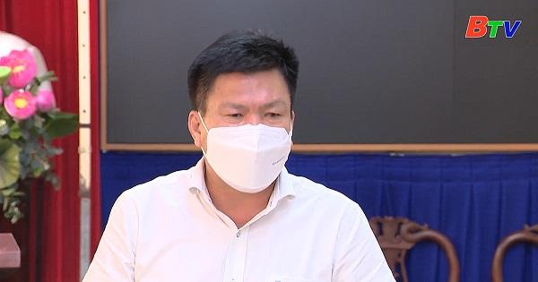 Thuận An khẩn trương ứng phó dịch bệnh