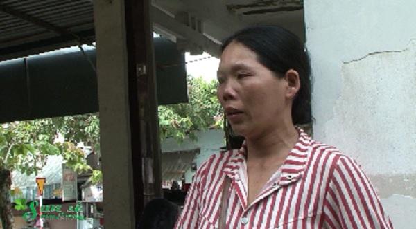 San Sẻ Yêu Thương - Hoàn cảnh chị Tình,Thích Quảng Đức, Phú Cường, TP.TDM, Bình Dương