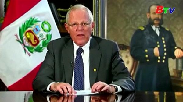 Tổng thống Peru xem xét chỉ định Thủ tướng mới