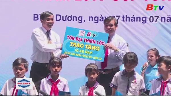 Công ty CP Đại Thiên Lộc - Chung tay vì cộng đồng