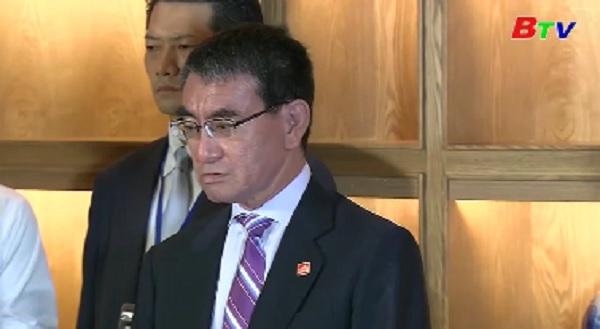 Nhật Bản không có thông tin Iran liên quan tới vụ tấn công cơ sở dầu mỏ