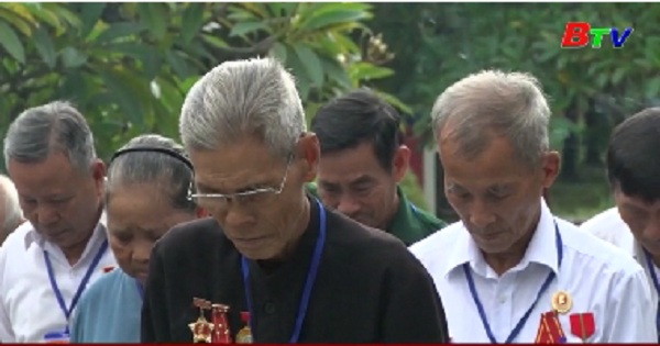 Ban liên lạc chiến sĩ cách mạng bị địch bắt tù đày Tp.Thủ Dầu Một đại hội lần thứ II, nhiệm kỳ 2019-2024