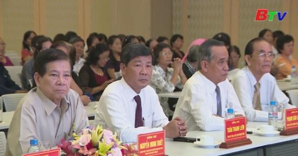 Bình Dương họp mặt kỷ niệm ngày truyền thống văn phòng cấp ủy
