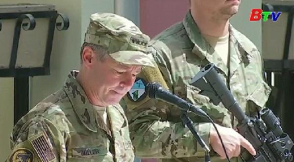 Nổ súng tại Afghanistan, Tướng Miller và Razeq đều an toàn