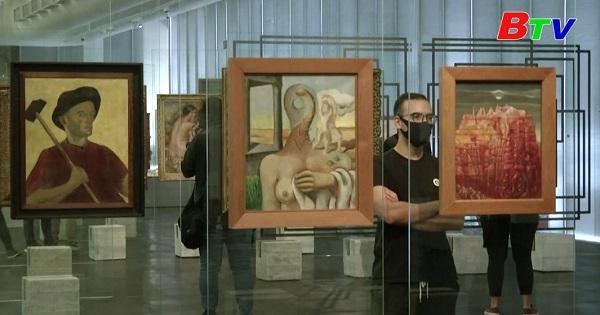 Brazil - Bảo tàng nghệ thuật thành phố Sao Paulo  mở cửa trở lại