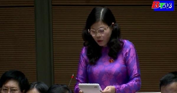 Quốc hội thảo luận Dự án Luật thi hành án hình sự (sửa đổi)