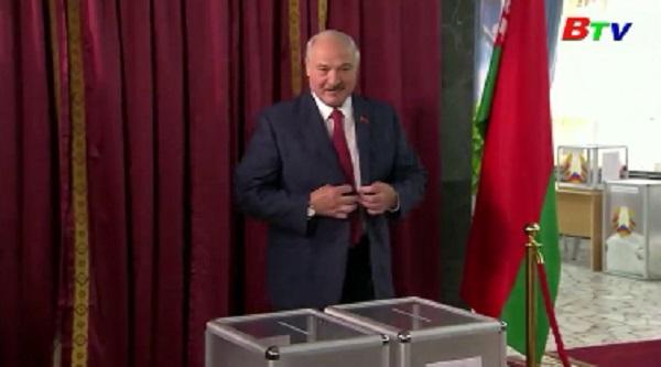 Bầu cử Belarus - Phe đối lập trắng ghế tại Hạ viện