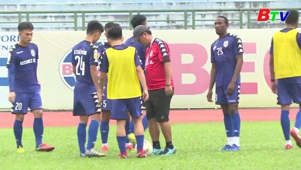 Giải Bóng đá Quốc tế Truyền hình Bình Dương lần thứ XIX - Cúp Number 1: Trước giờ khai mạc