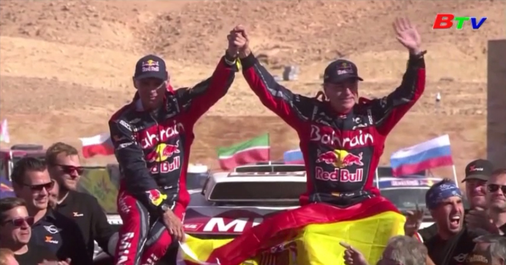 Kết thúc Giải đua xe Dakar Rally 2020