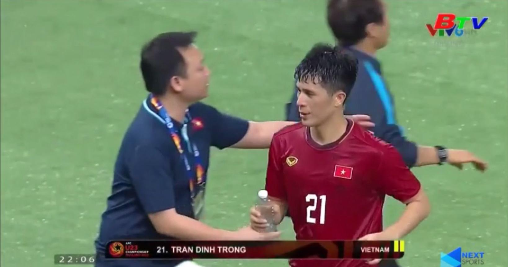 Vòng loại World Cup 2022 – Đình Trọng không được góp mặt trận ĐT Việt Nam gặp Malaysia
