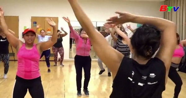 Phong trào tập thể dục miễn phí ở New York, Mỹ