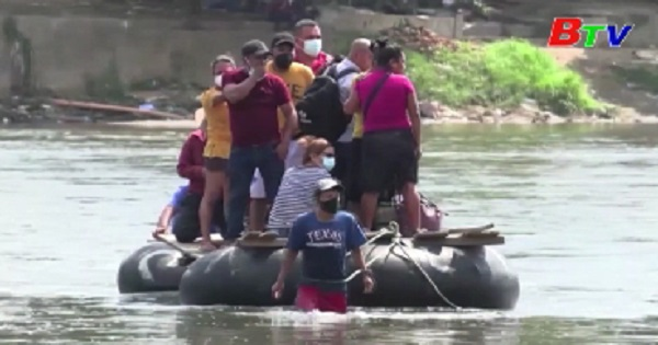 Guatemala hồi hương hàng ngàn người di cư Honduras