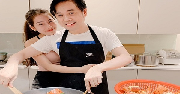 Dương Khắc Linh đảm việc nhà hơn vợ