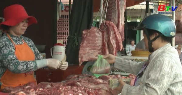 Điểm bán thịt sạch - Mồ hình cần nhân rộng