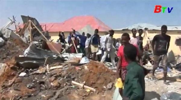 Nổ bom tại Colombia và Somalia khiến hàng chục người thương vong