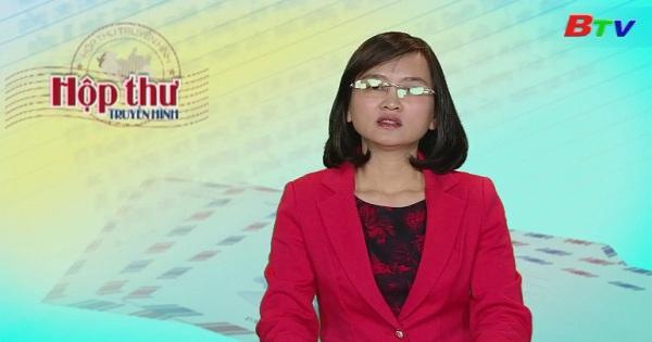 Hộp thư Truyền hình (Chương trình ngày 20/2/2017)