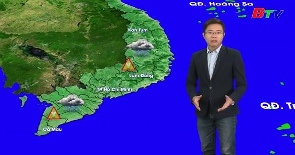Bản tin Thời tiết (Ngày 18/02/2020)
