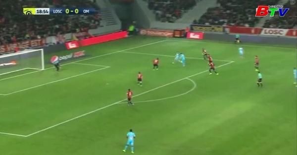 Vòng 30 Ligue 1- Lille 0-0 Marseille