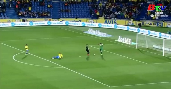Vòng 28 La Liga- Las Palmas 1-0 Villarreal
