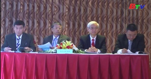 Đại hội Hiệp hội bất động sản tỉnh Bình Dương lần I  (2017-2022)