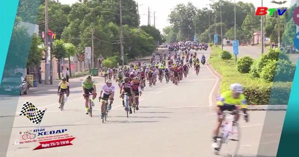 Giải Xe đạp THBD Mở rộng lần VI năm 2019 - Cúp Tôn Đại Thiên Lộc - Dấu ấn chặng đua mở màn