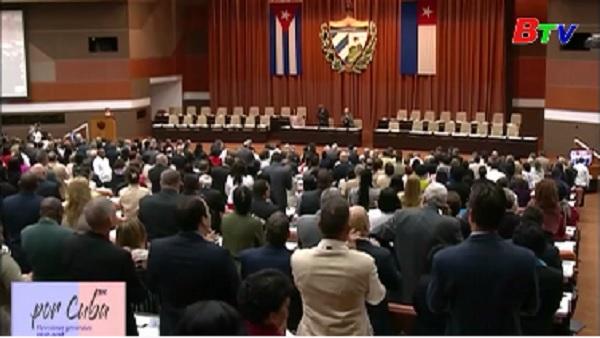 Tân Chủ tịch Hội đồng Nhà nước Cuba cam kết tiếp nối di sản Cách mạng
