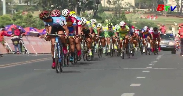 Chặng 20 Cuộc đua xe đạp toàn quốc tranh cúp truyền hình TpHCM lần thứ 30 năm 2018