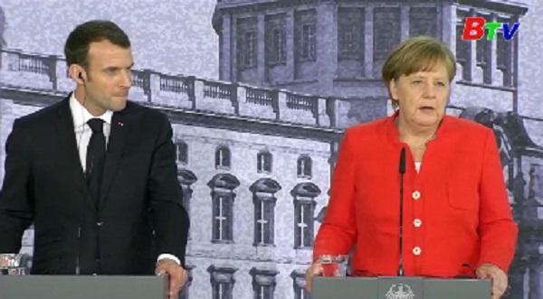 Lãnh đạo Đức, Pháp thảo luận về tương lai của Liên minh châu Âu