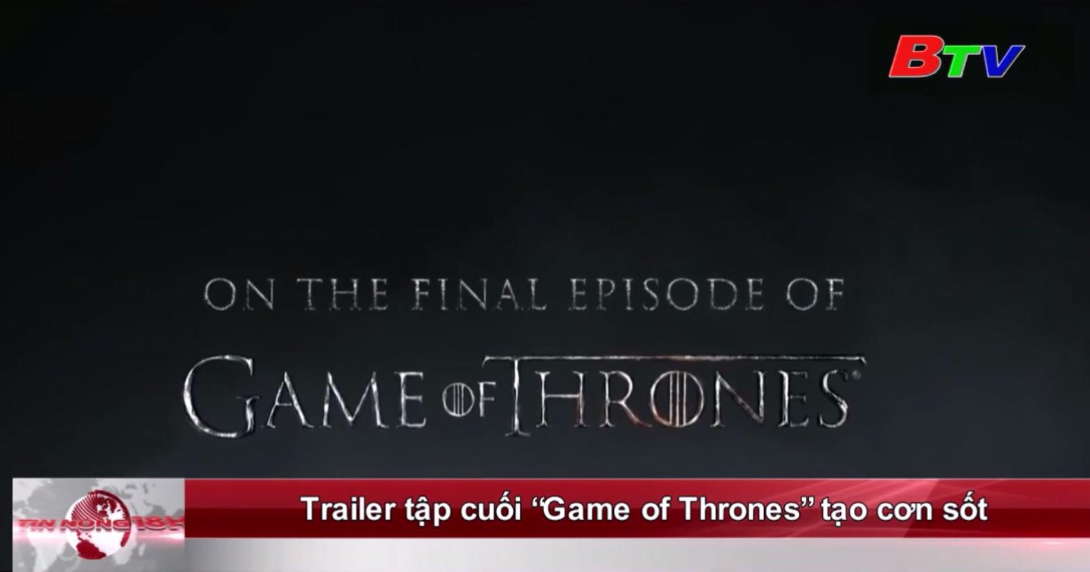 Trailer tập cuối