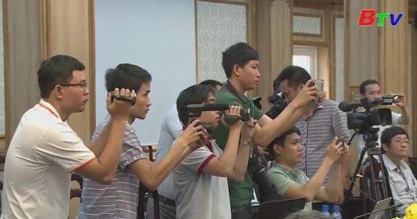 Những nhà báo trẻ hôm nay