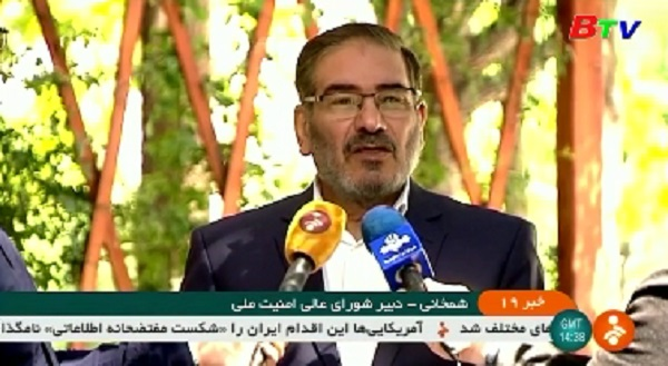 Iran khẳng định sẽ không đối đầu quân sự với Mỹ