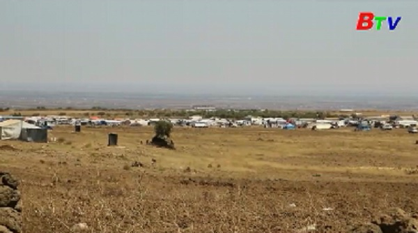 Nga thiết lập một trung tâm tiếp nhận người tị nạn tại Syria