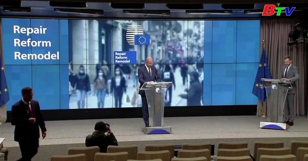Hội nghị thượng đỉnh EU kéo dài sang ngày thứ ba