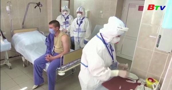 Nga sẵn sàng chia sẻ dữ liệu vaccine ngừa covid-19