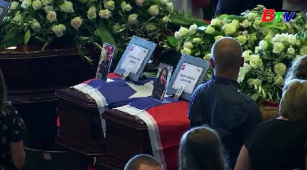 Italia tổ chức quốc tang tưởng niệm các nạn nhân vụ sập cầu
