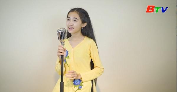 Kim Anh – Cô bé thích hát