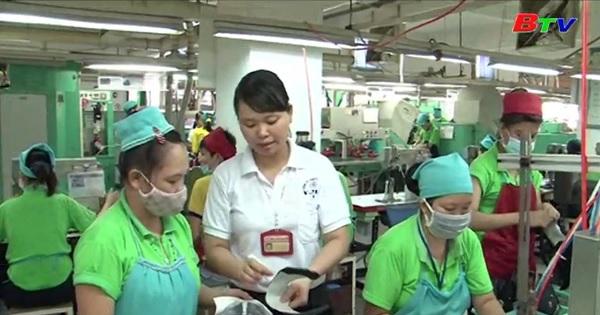 Bình Dương phát huy vai trò lao động nữ