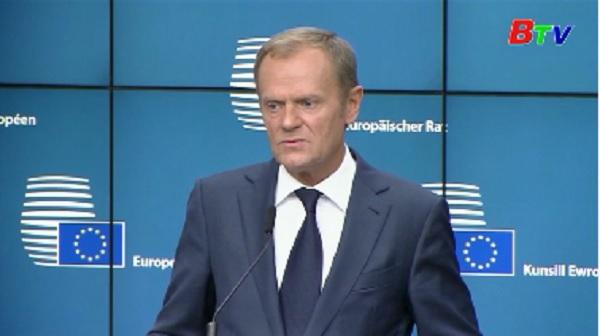 Chủ tịch EC đánh giá không có đột phá tại hội nghị thượng đỉnh EU