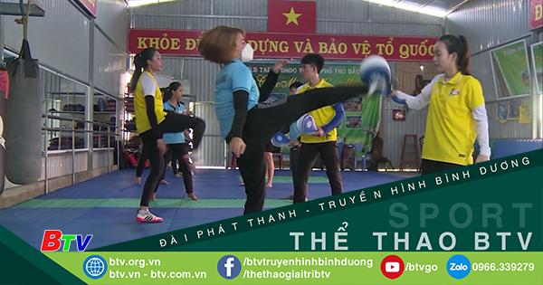 Ngày 20/10 - Gặp các nữ võ sĩ Taekwondo Bình Dương