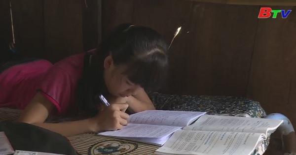 Thắp sáng ước mơ xanh - Em Võ Thị Tuyết Trân, lớp 9A5, trường THCS Thành Lợi, huyện Bình Tân, Vĩnh Long