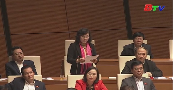 Thảo luận Nghị quyết về cơ chế, chính sách phát triển Thánh phố Hồ Chí Minh