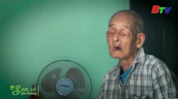 San Sẻ Yêu Thương - Hoàn cảnh gia đình ông Đỗ Tiến Minh (ấp Bàu Cây Cám, xã Thanh An, huyện Dầu Tiếng)
