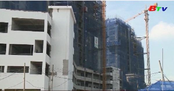 Công trình bệnh viện đa khoa 1.500 giường Bình Dương sẽ cất nóc vào giữa tháng 12