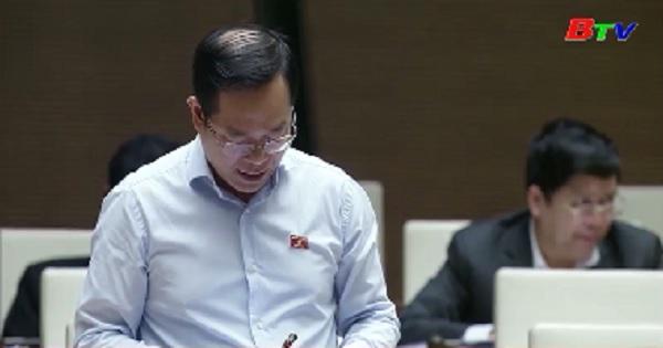 Quốc hội cho ý kiến Dự án Luật đầu tư theo hình thức đối tác công tư (PPP)