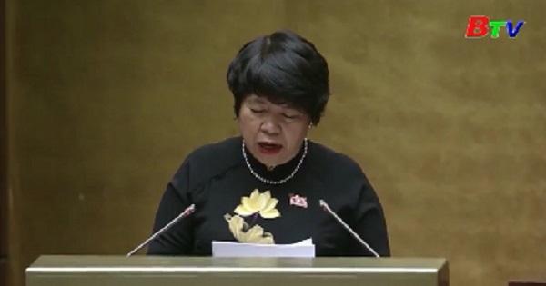 Quốc hội chốt tuổi nghỉ hưu tăng theo lộ trình 60 với nữ, 62 với nam