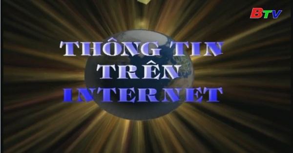 Thông tin trên internet (Chương trình ngày 21/1/2017)