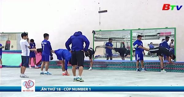 Đường đến Giải Bóng đá Quốc tế BTV - Number One Cup lần thứ XVIII (chương trình 7)