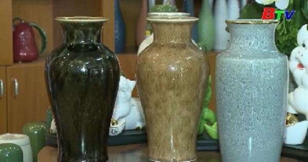 Ngành gốm sứ Bình Dương sản xuất hàng tết Kỷ Hợi